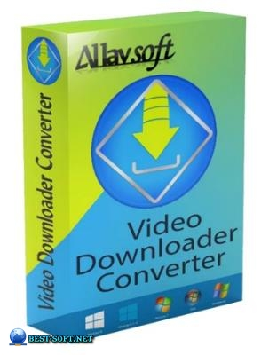 Загрузчик видео - Allavsoft Video Downloader Converter 3.15.4.6594 RePack by вовава