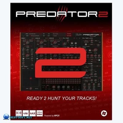 Скачать vsti predator 1. 6. 5 торрент-файл.