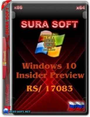 Windows 10 Insider Preview 17083.1000.180119-1645.RS PRERELEASE CLIENTCOMBINED UUP Redstone 4.by SU®A SOFT 2in2 x86 x64