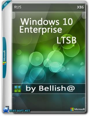 Windows 10 LTSB-2016 Elita (x86) Bellish@ [Ru-Ru].iso NT=(14393.2035)
