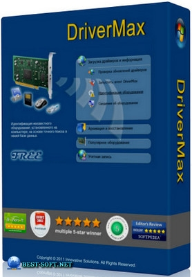 DriverMax Pro 9.41 RePack (& Portable) by elchupacabra
