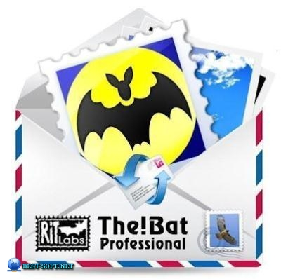 The Bat! Professional 8.2.8 RePack by KpoJIuK