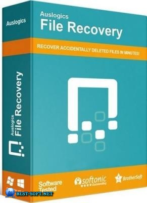 Auslogics File Recovery 8.0.5.0 RePack (Portable) by elchupacabra
