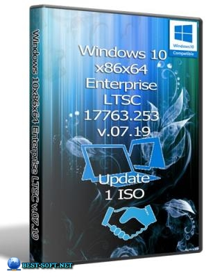 Windows 10x86x64 Enterprise LTSC 17763.253 by Uralsoft