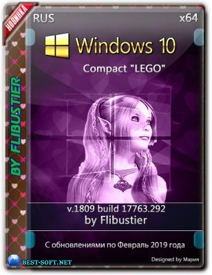 "Windows 10 LTSC Compact ""LEGO"" 64бит"