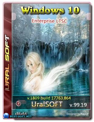 Windows 10x86x64 Enterprise LTSC 17763.864 by Uralsoft