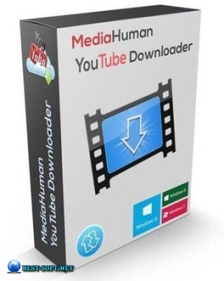 Загрузка видео по ссылке - MediaHuman YouTube Downloader 3.9.9.29 (0512) RePack (& Portable) by TryRooM