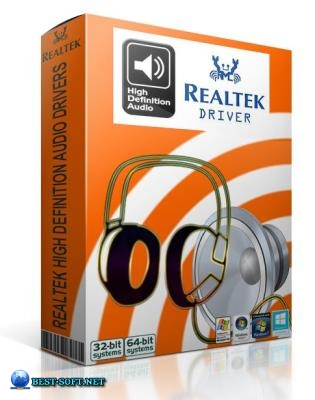 Современный аудиодрайвер - Realtek High Definition Audio Driver 6.0.8881.1 WHQL (Unofficial)