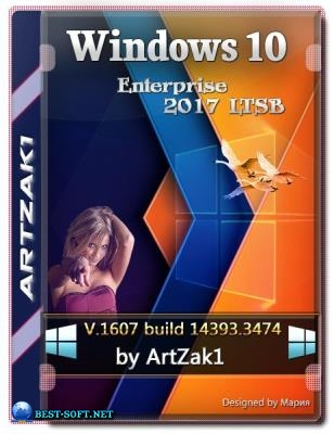 Windows 10 Enterprise 2017 LTSB 14393.3474 (x64)