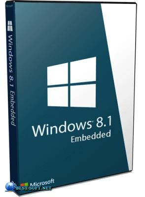 Windows Embedded 8.1 RUS-ENG x86-x64 -8in1- SevenMod (AIO)