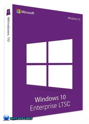 Windows 10 32-64бит Enterprise LTSC 17763.1282 by Uralsoft