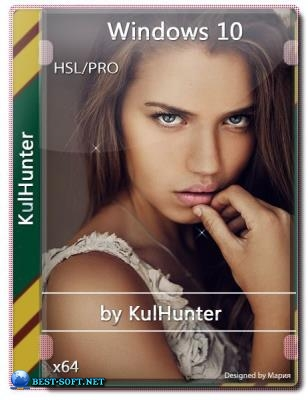 Windows 10 (v2004) x64 HSL/PRO by KulHunter v3.1 (esd)