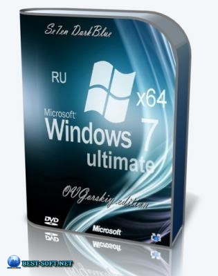 Windows 7 Максимальная Ru x64 SP1 7DB by OVGorskiy 11.2020 1DVD