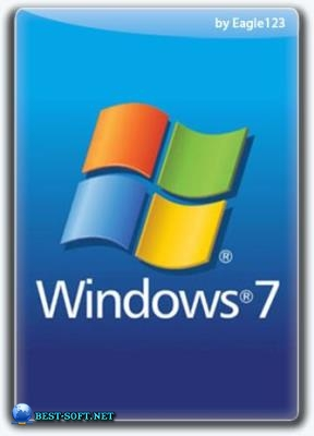 Windows 7 SP1 52in1 (x86/x64) +/- Office 2019 by Eagle123 (04.2021)